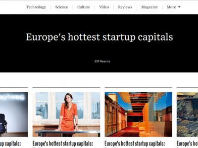 Lisboa é uma das cidades mais sexy para startups